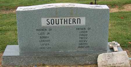 SOUTHERN, REV, C.E. - Mississippi County, Arkansas | C.E. SOUTHERN, REV - Arkansas Gravestone Photos
