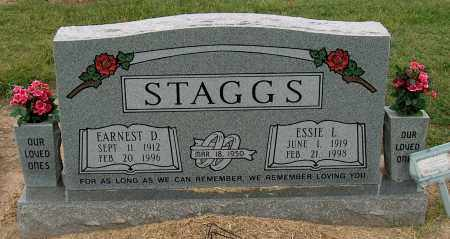 STAGGS, ESSIE L - Mississippi County, Arkansas | ESSIE L STAGGS - Arkansas Gravestone Photos