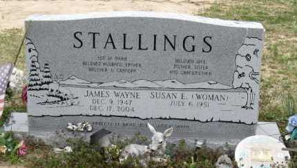 STALLINGS, JAMES WAYNE - Mississippi County, Arkansas | JAMES WAYNE STALLINGS - Arkansas Gravestone Photos