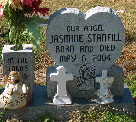 STANDFILL, JASMINE - Mississippi County, Arkansas | JASMINE STANDFILL - Arkansas Gravestone Photos