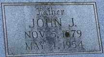 STEED, JOHN J. (CLOSE UP) - Mississippi County, Arkansas | JOHN J. (CLOSE UP) STEED - Arkansas Gravestone Photos