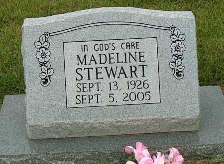 STEWART, MADELINE - Mississippi County, Arkansas | MADELINE STEWART - Arkansas Gravestone Photos