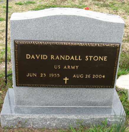 STONE (VETERAN), DAVID RANDALL - Mississippi County, Arkansas | DAVID RANDALL STONE (VETERAN) - Arkansas Gravestone Photos