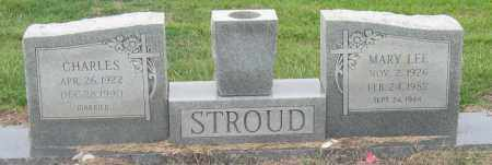 STROUD, MARY LEE - Mississippi County, Arkansas | MARY LEE STROUD - Arkansas Gravestone Photos