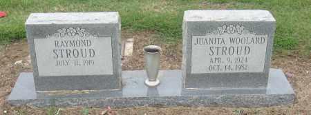 STROUD, JUANITA - Mississippi County, Arkansas | JUANITA STROUD - Arkansas Gravestone Photos