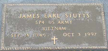STUTTS (VETERAN VIET), JAMES EARL - Mississippi County, Arkansas | JAMES EARL STUTTS (VETERAN VIET) - Arkansas Gravestone Photos
