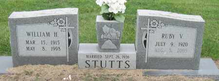 STUTTS, RUBY V - Mississippi County, Arkansas | RUBY V STUTTS - Arkansas Gravestone Photos