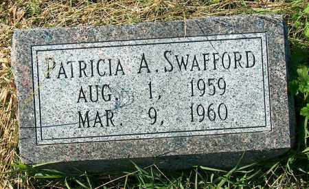SWAFFORD, PATRICIA A - Mississippi County, Arkansas | PATRICIA A SWAFFORD - Arkansas Gravestone Photos