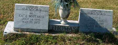 THOMAS, KATIE - Mississippi County, Arkansas | KATIE THOMAS - Arkansas Gravestone Photos