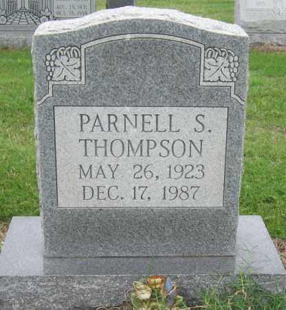 THOMPSON, PARNELL S - Mississippi County, Arkansas | PARNELL S THOMPSON - Arkansas Gravestone Photos