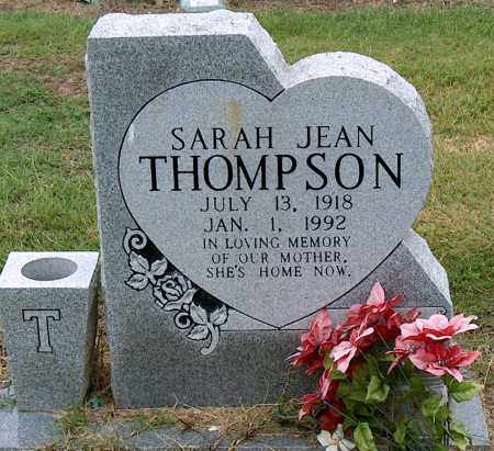 THOMPSON, SARAH JEAN - Mississippi County, Arkansas | SARAH JEAN THOMPSON - Arkansas Gravestone Photos