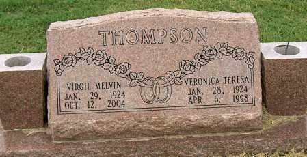 THOMPSON, VERONICA TERESA - Mississippi County, Arkansas | VERONICA TERESA THOMPSON - Arkansas Gravestone Photos