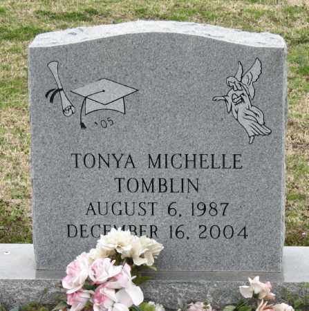 TOMBLIN, TONYA MICHELLE - Mississippi County, Arkansas | TONYA MICHELLE TOMBLIN - Arkansas Gravestone Photos