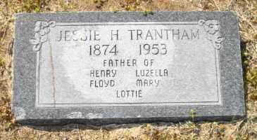 TRANTHUM, JESSIE H - Mississippi County, Arkansas | JESSIE H TRANTHUM - Arkansas Gravestone Photos