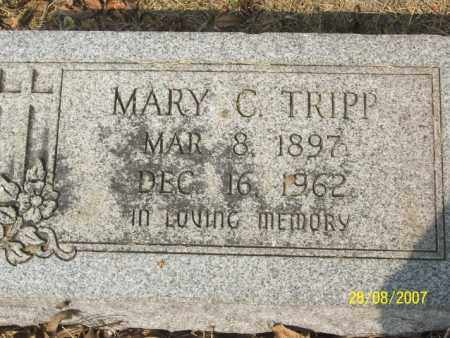 TRIPP, MARY C. - Mississippi County, Arkansas | MARY C. TRIPP - Arkansas Gravestone Photos