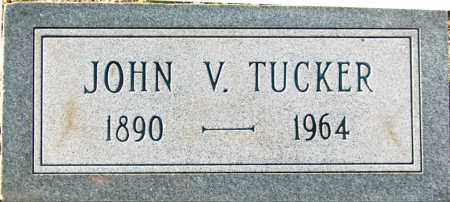 TUCKER, JOHN V - Mississippi County, Arkansas | JOHN V TUCKER - Arkansas Gravestone Photos