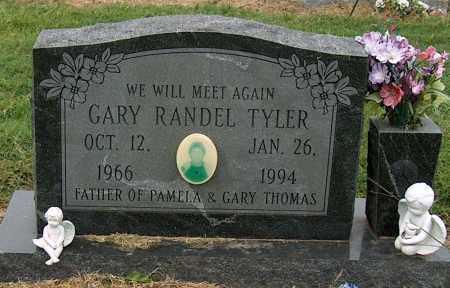 TYLER, GARY RANDEL - Mississippi County, Arkansas | GARY RANDEL TYLER - Arkansas Gravestone Photos