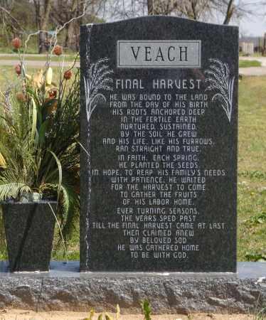 VEACH, JUSTIN - Mississippi County, Arkansas | JUSTIN VEACH - Arkansas Gravestone Photos
