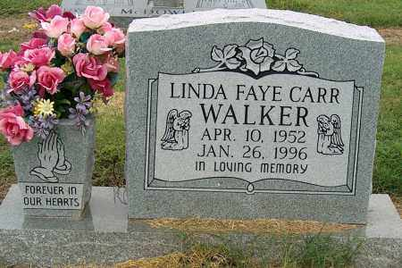 CARR WALKER, LINDA FAYE - Mississippi County, Arkansas | LINDA FAYE CARR WALKER - Arkansas Gravestone Photos