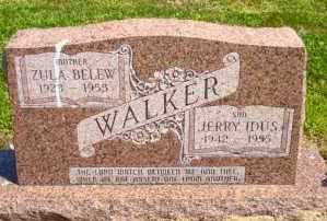 WALKER, ZULA BELEW - Mississippi County, Arkansas | ZULA BELEW WALKER - Arkansas Gravestone Photos