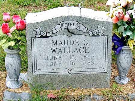 WALLACE, MAUDE C - Mississippi County, Arkansas | MAUDE C WALLACE - Arkansas Gravestone Photos