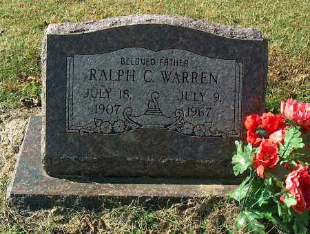 WARREN, RALPH C - Mississippi County, Arkansas | RALPH C WARREN - Arkansas Gravestone Photos