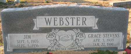 STEVENS WEBSTER, GRACE - Mississippi County, Arkansas | GRACE STEVENS WEBSTER - Arkansas Gravestone Photos