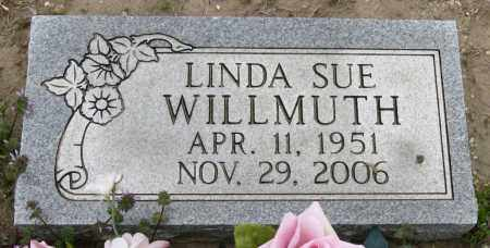 EVANS WILLMUTH, LINDA SUE - Mississippi County, Arkansas | LINDA SUE EVANS WILLMUTH - Arkansas Gravestone Photos