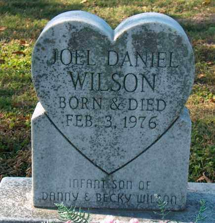 WILSON, JOEL DANIEL - Mississippi County, Arkansas | JOEL DANIEL WILSON - Arkansas Gravestone Photos