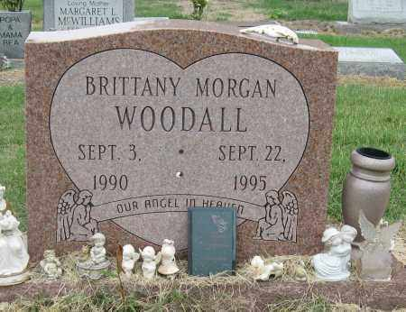 WOODALL, BRITTANY MORGAN - Mississippi County, Arkansas | BRITTANY MORGAN WOODALL - Arkansas Gravestone Photos