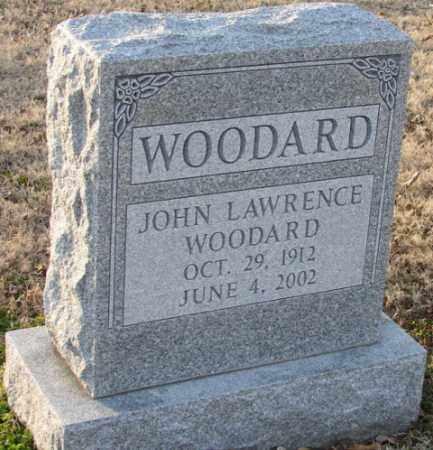 WOODARD, JOHN LAWRENCE - Mississippi County, Arkansas | JOHN LAWRENCE WOODARD - Arkansas Gravestone Photos