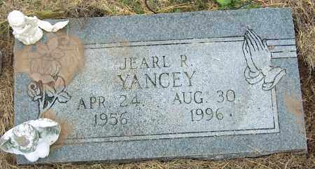 YANCEY, JEARL R - Mississippi County, Arkansas | JEARL R YANCEY - Arkansas Gravestone Photos