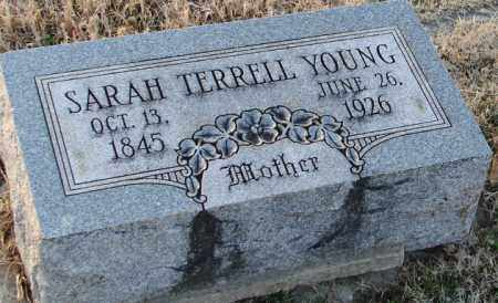 YOUNG, SARAH - Mississippi County, Arkansas | SARAH YOUNG - Arkansas Gravestone Photos