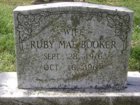 BOOKER, RUBY MAE - Monroe County, Arkansas | RUBY MAE BOOKER - Arkansas Gravestone Photos
