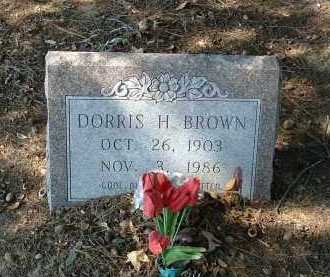 BROWN, DORIS - Monroe County, Arkansas | DORIS BROWN - Arkansas Gravestone Photos