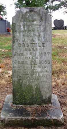 CASTILE, ALMER - Monroe County, Arkansas | ALMER CASTILE - Arkansas Gravestone Photos