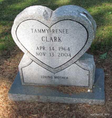 CLARK, TAMMY RENEE - Monroe County, Arkansas | TAMMY RENEE CLARK - Arkansas Gravestone Photos