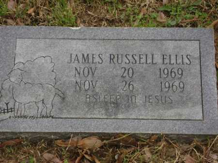 ELLIS, JAMES RUSSELL - Monroe County, Arkansas | JAMES RUSSELL ELLIS - Arkansas Gravestone Photos