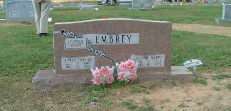 EMBREY, JOHNNIE - Monroe County, Arkansas | JOHNNIE EMBREY - Arkansas Gravestone Photos