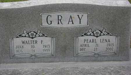 GRAY, PEARL LENA - Monroe County, Arkansas | PEARL LENA GRAY - Arkansas Gravestone Photos