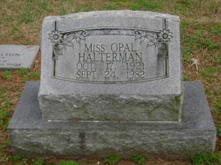HALTERMAN, OPAL - Monroe County, Arkansas | OPAL HALTERMAN - Arkansas Gravestone Photos