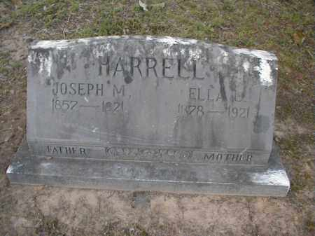 HARRELL, JOSEPH M. - Monroe County, Arkansas | JOSEPH M. HARRELL - Arkansas Gravestone Photos