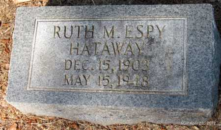 HATAWAY, RUTH M - Monroe County, Arkansas | RUTH M HATAWAY - Arkansas Gravestone Photos