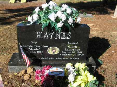 HAYNES, CLARK - Monroe County, Arkansas | CLARK HAYNES - Arkansas Gravestone Photos