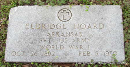 HOARD (VETERAN WWI), ELDRIDGE - Monroe County, Arkansas | ELDRIDGE HOARD (VETERAN WWI) - Arkansas Gravestone Photos