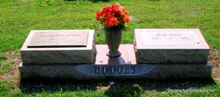 HODGES (VETERAN WWII), CLARENCE - Monroe County, Arkansas | CLARENCE HODGES (VETERAN WWII) - Arkansas Gravestone Photos