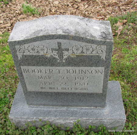 JOHNSON, BOOKER T. - Monroe County, Arkansas | BOOKER T. JOHNSON - Arkansas Gravestone Photos