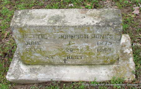 JONES, HETTIE - Monroe County, Arkansas | HETTIE JONES - Arkansas Gravestone Photos