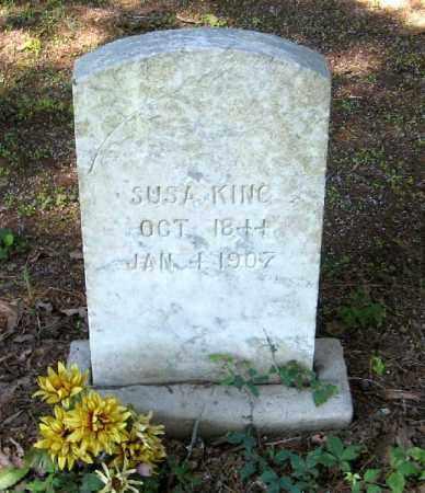 KING, SUSA - Monroe County, Arkansas | SUSA KING - Arkansas Gravestone Photos