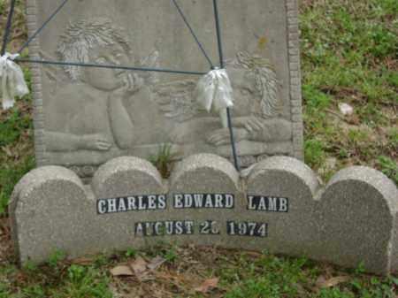 LAMB, CHARLES EDWARD - Monroe County, Arkansas | CHARLES EDWARD LAMB - Arkansas Gravestone Photos